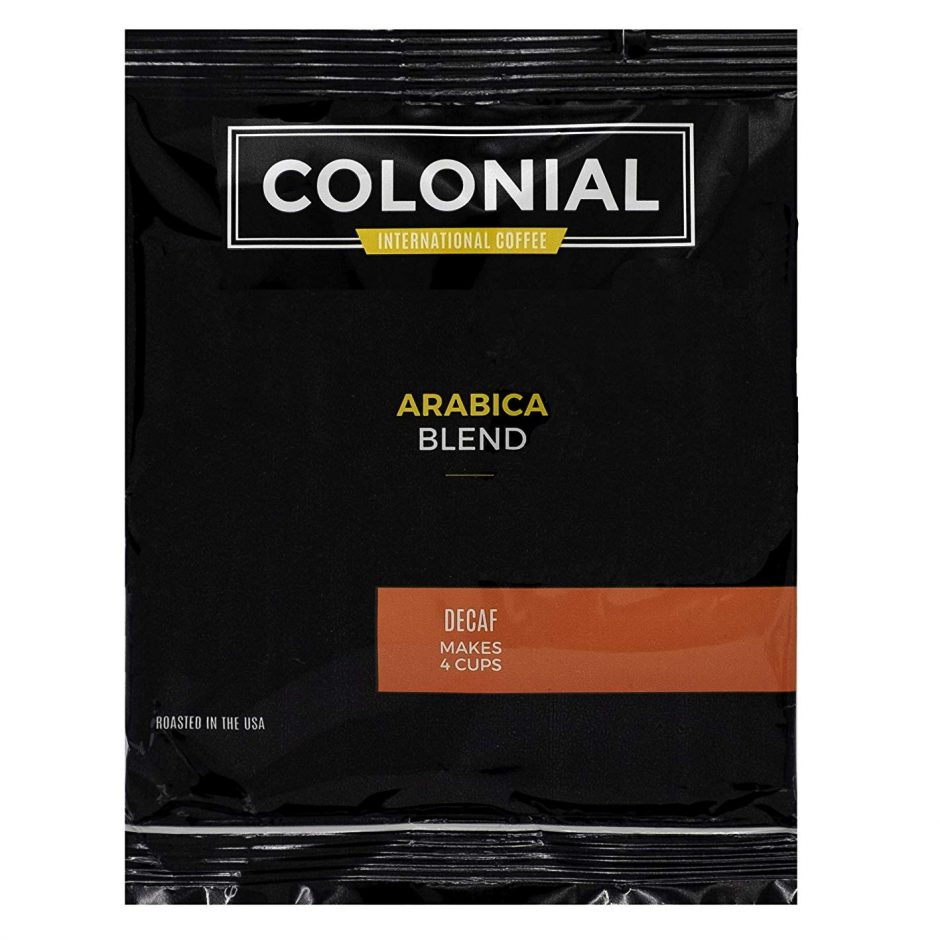 In-room Arabica Colonial International Product