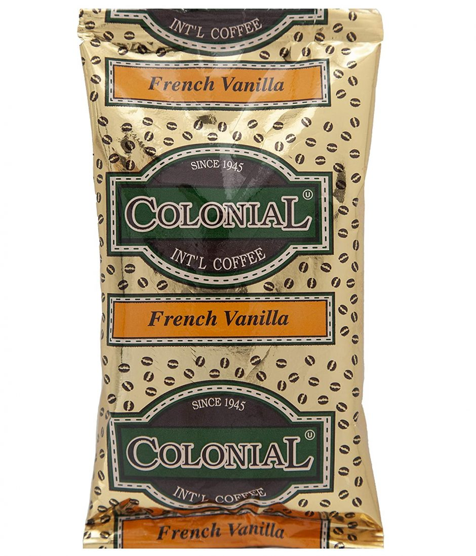 Colonial Coffee French Vanilla